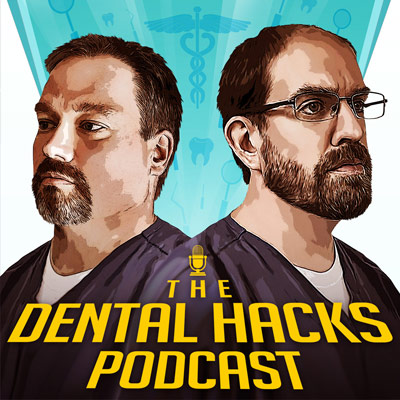 Bryan Laskin on the Dental Hacks Podcast