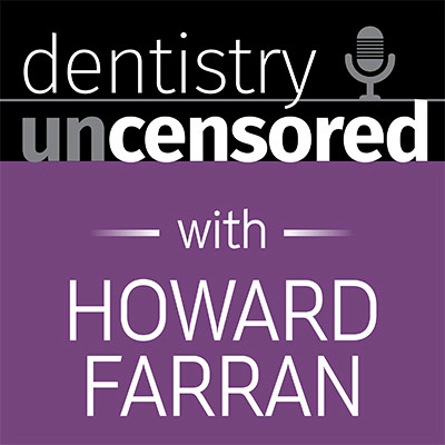 Bryan Laskin on the Dentistry Uncensored Podcast
